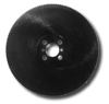 Picture of HSS saw blade LEMAN 122.254.2525