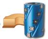 Picture of Porte-outils hélicoïdal à chantourner et à calibrer LEMAN 080.080.50
