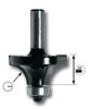 Picture of rounding over bit + bearing LEMAN 4258.705.00 Ø22 shank diameter 8