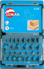 Picture of Set of 30 router bits LEMAN 428.700.30