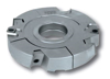 Picture of Adjustable rebate Cutter head LEMAN 951.9.160.51.24 B:50 Ø160 H:20/40