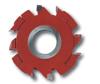 Image de Fraise à feuillurer extensible HSS LEMAN 903.5.160.50.36 Al:50 Ø160 H:30/60