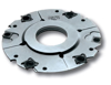 Picture of ADJUSTABLE GROOVE CUTTER HEAD LEMAN 950.9.160.51.19  Th:10.0/19.5 Ø160