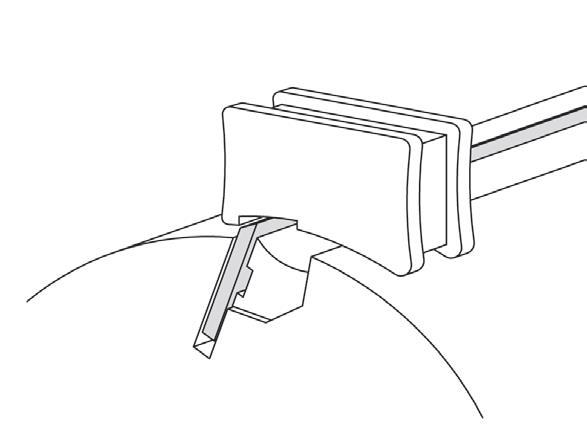 Picture of Positionneur magnétique Elbé RF100110 pour Ø110 de coupe
