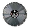 Image de Disque diamant LEMAN 410405 Ø400 Al:25.4 asphalte, béton armé, granit, acier Ep:3.5