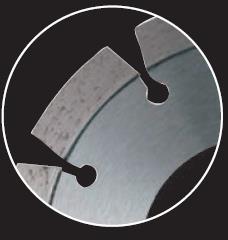 Picture of Disque diamant LEMAN 780150 Ø150 Al:22.2 béton, Matériaux abrasifs,Matériaux de construction Ep:2.4