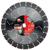 Picture of Disque diamant LEMAN 740125 Ø125 mm Al:22.2 béton Armé, Granit,Matériaux de construction, Pierre naturel Ep:2.4