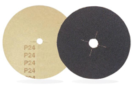 Picture of Disque abrasif Ø180 Al:12 mm G:40
