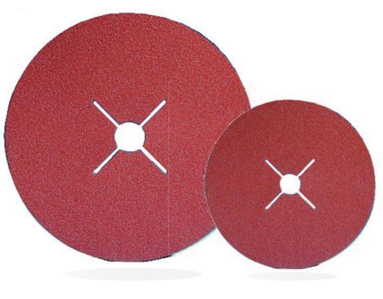Picture of Disque fibre céramique Ø180 G:60