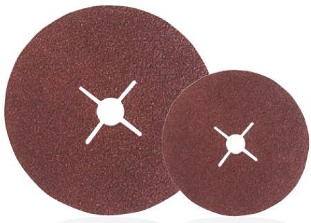 Picture of Disque fibre corindon brun Ø125 G:120