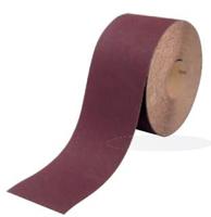 Picture of Rouleau de 25m de papier corindon brun Largeur 120 G:80