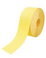 Picture of Rouleau de 25m de papier corindon jaune Largeur 115 G:100