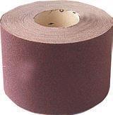 Picture of Rouleau de 25m de toile souple corindon brun Largeur 38 G:100