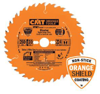 Picture of Circular saw blade CMT CMT27116424M Ø184 B:30 Th:1.7/1.1 Z24