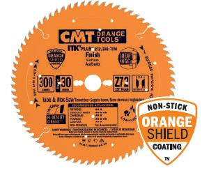 Picture of Circular saw blade CMT CMT27230072M Ø300 B:30 Th:2.6/1.8 Z72