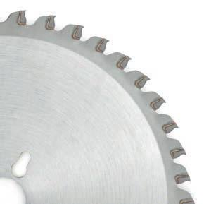 Picture of Circular saw blade Forezienne LC4608001M Ø460 B:40 Th:2.6/2.2 Z80