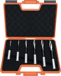 Picture of Coffrets de 6 mèches à mortaiser CMT Rot. Gauche CMT16000110