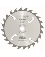 Picture of Circular saw blade CMT CMT27902412M Ø300 B:30 Th:3.2/2.2 Z24+4