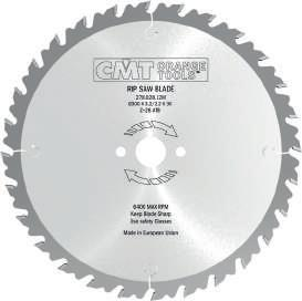 Picture of Circular saw blade CMT CMT27802812M Ø300 B:30 Th:3.2/2.2 Z28