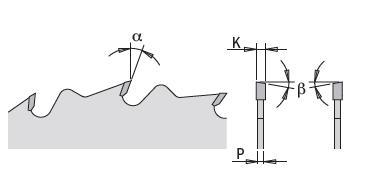 Picture of Circular saw blade CMT CMT27802812V Ø300 B:70 Th:3.2/2.2 Z28