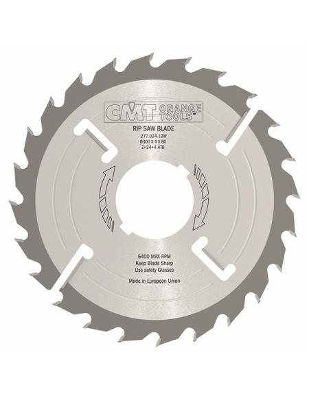 Picture of Circular saw blade CMT CMT27702414M Ø350 B:30 Th:4.0/2.8 Z24+6