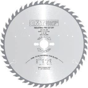 Picture of Lame circulaire Carbure CMT28504010R Ø250 Al:35 Ep:3.2/2.2 Z40