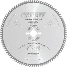 Picture of Circular saw blade CMT CMT28516048H Ø160 B:20 Th:2.2/1.6 Z48