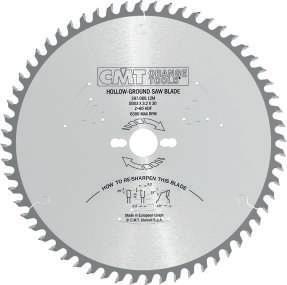 Picture of Lame circulaire Carbure CMT28703406H Ø160 Al:20 Ep:2.6/1.8 Z34